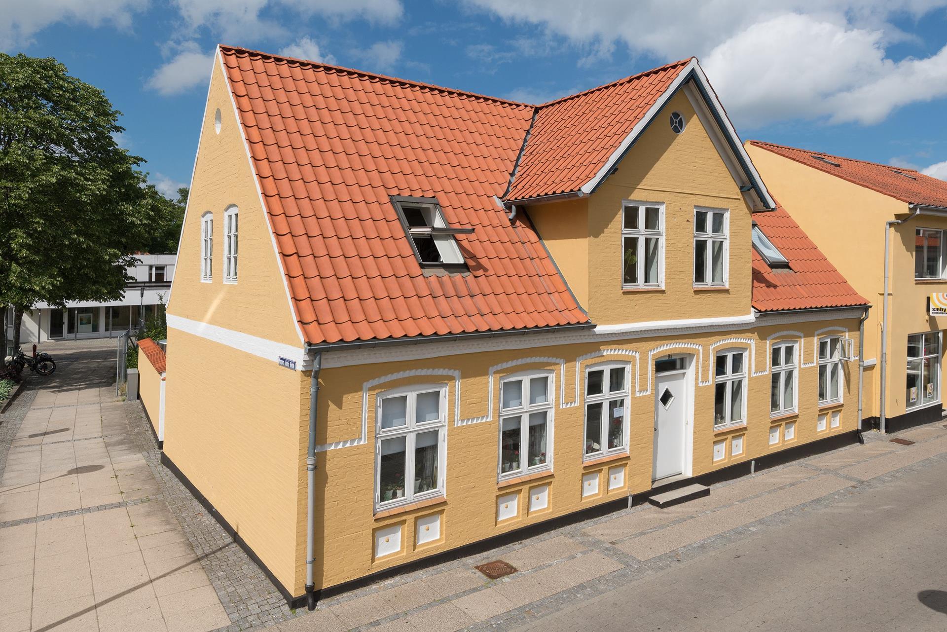 Boligudlejning på Grønnegade i Sæby - Andet