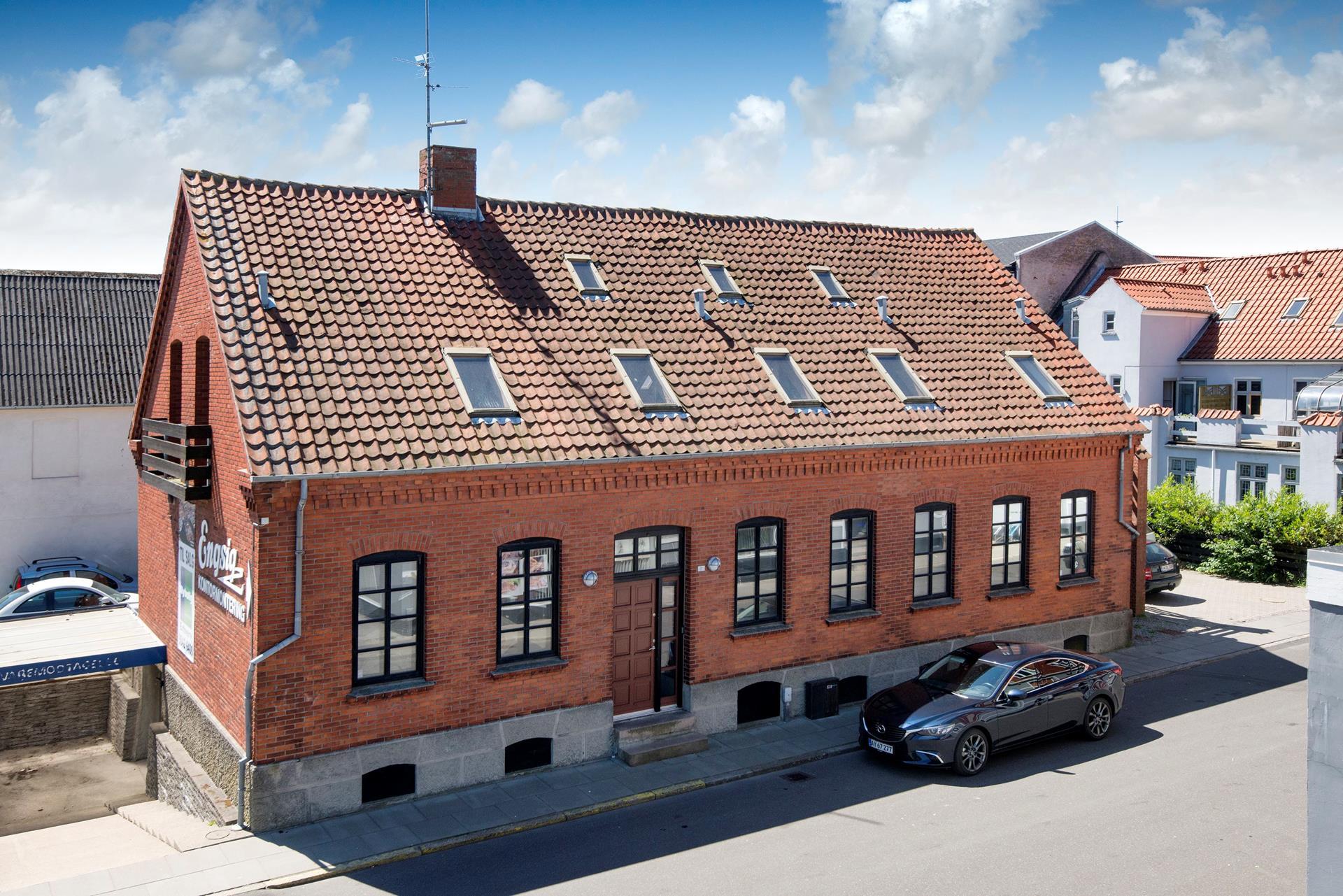Bolig/erhverv på Kirkegade i Frederikshavn - Andet
