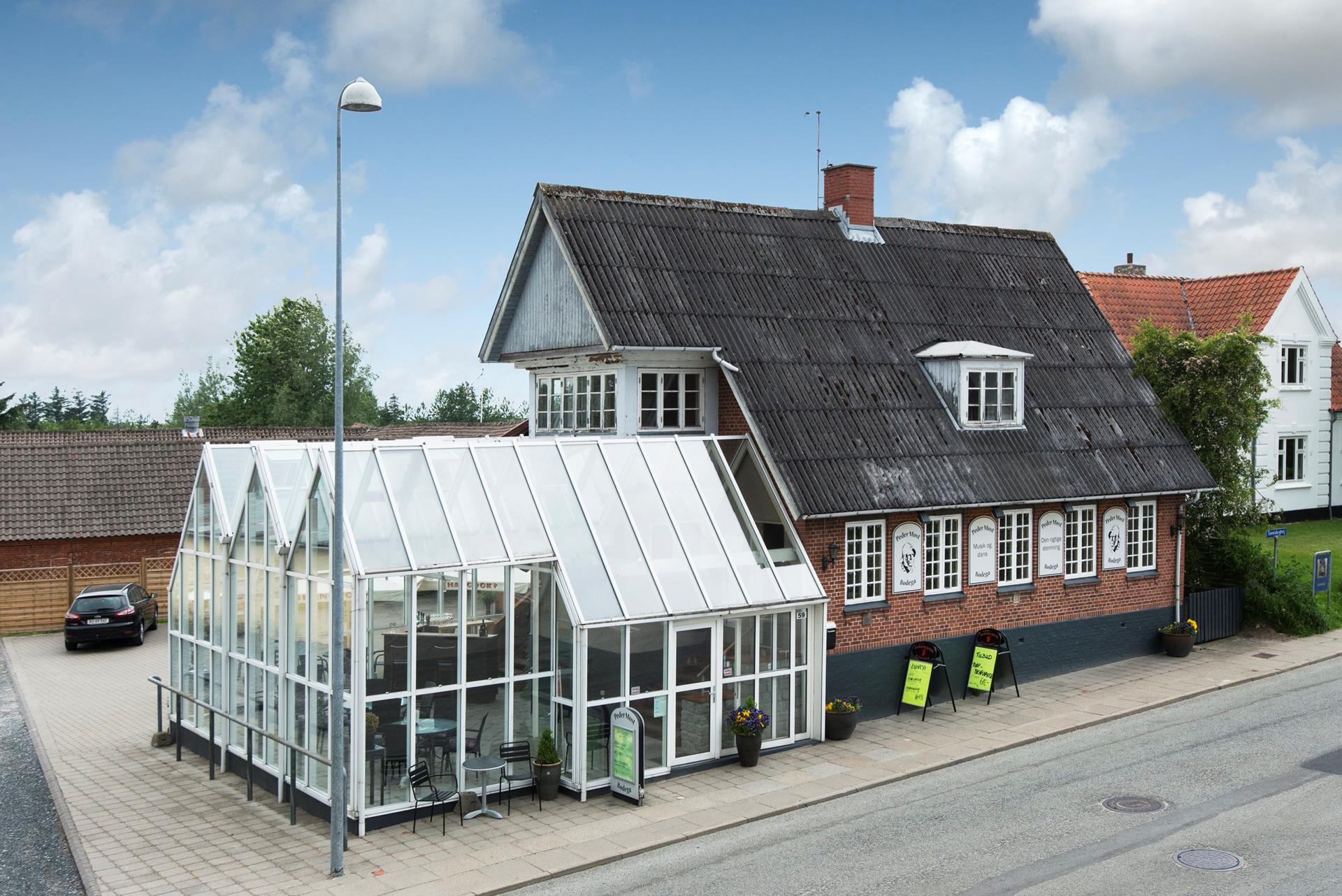 Bolig/erhverv på Tannisbugtvej i Bindslev - Andet