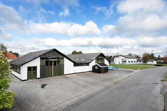 Produktion/lager på Smedevej i Dronninglund - Andet
