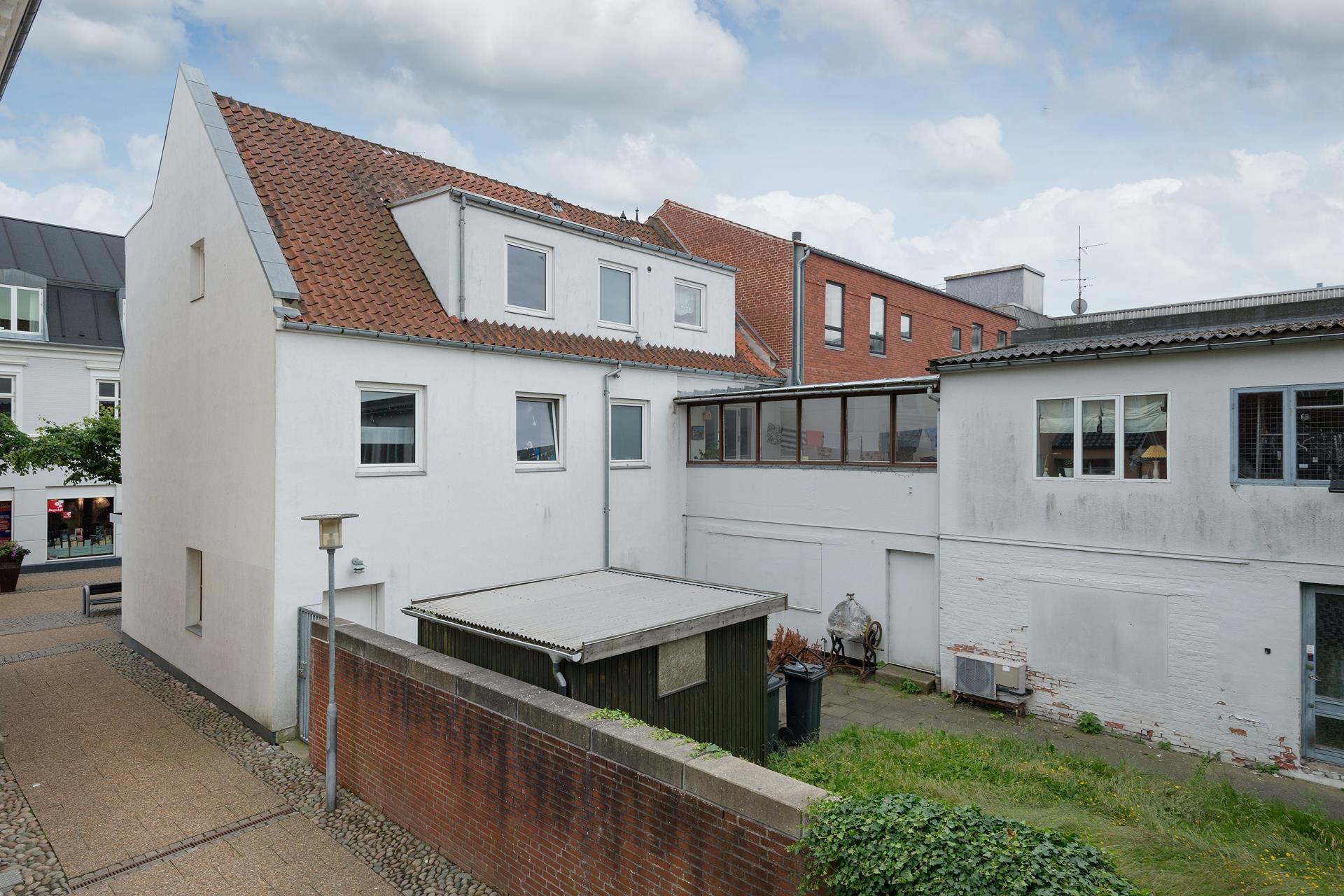 Bolig/erhverv på Danmarksgade i Frederikshavn - Andet
