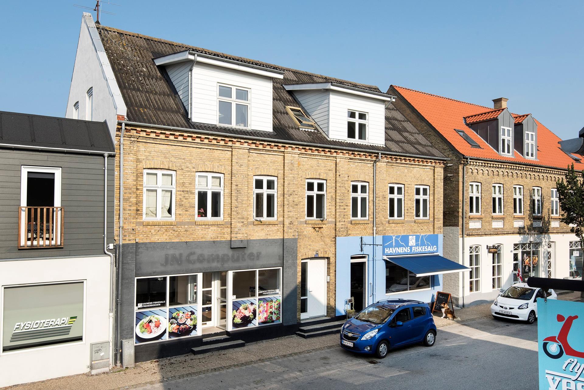 Bolig/erhverv på Søndergade i Frederikshavn - Andet