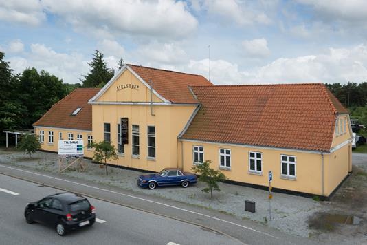 Andet på Skagensvej i Jerup - Andet