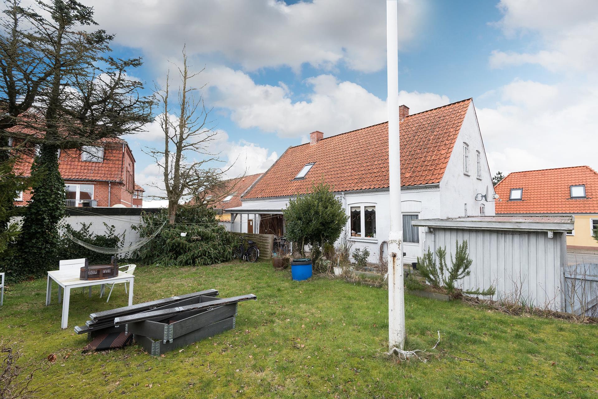 Andet på Søndergade i Sæby - Andet
