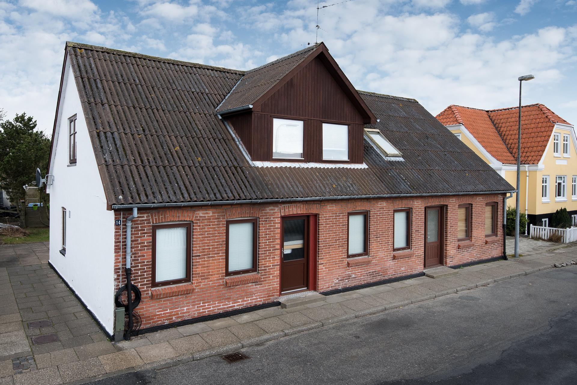 Boligudlejning på Skolegade i Sæby - Andet