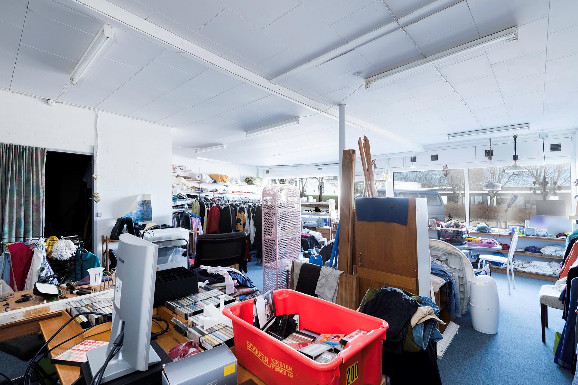 Bolig/erhverv på Asylgade i Frederikshavn - Andet
