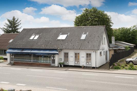 Bolig/erhverv på Søndergade i Saltum - Andet