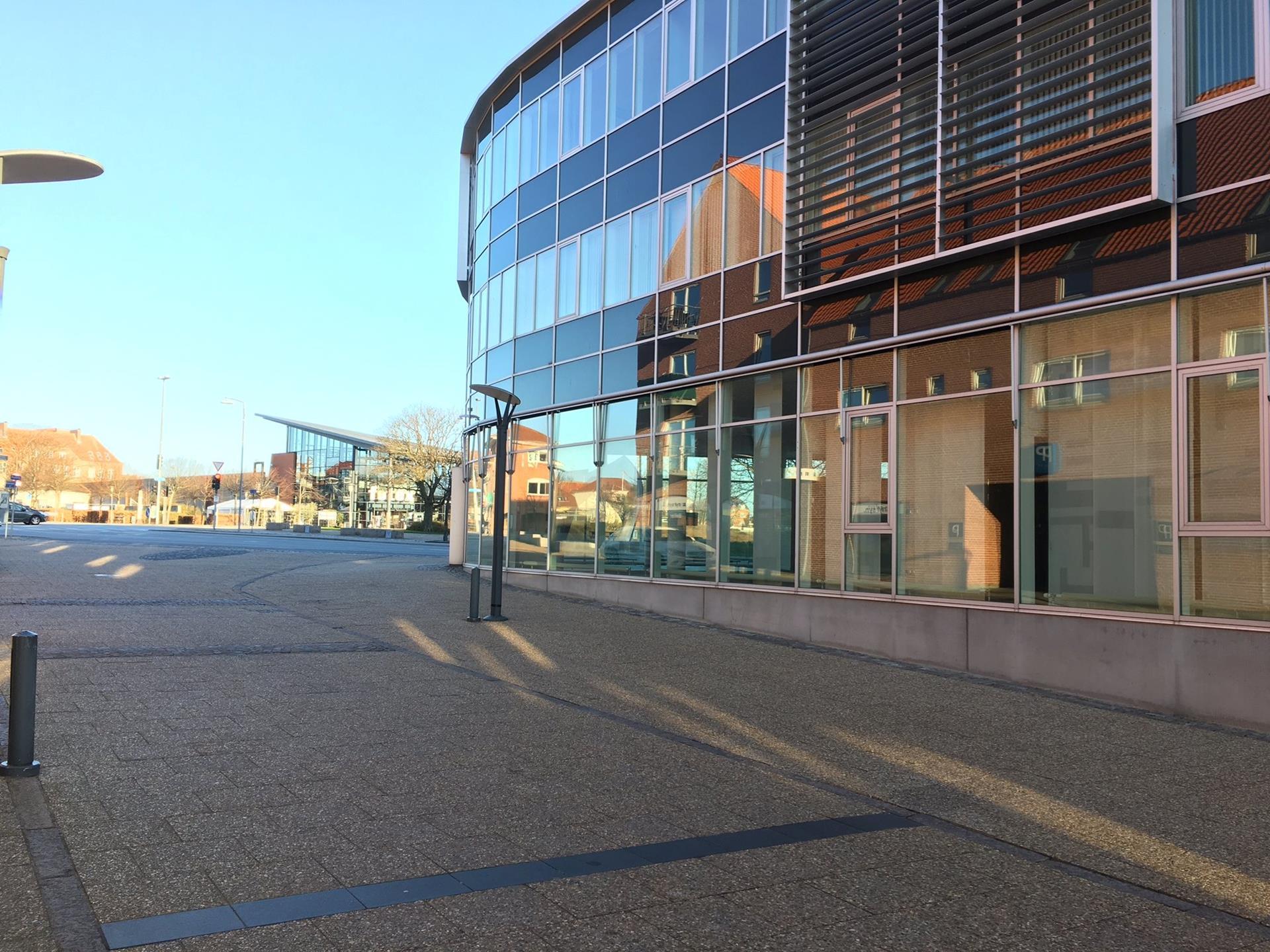 Detail på Rimmensgade i Frederikshavn - Andet