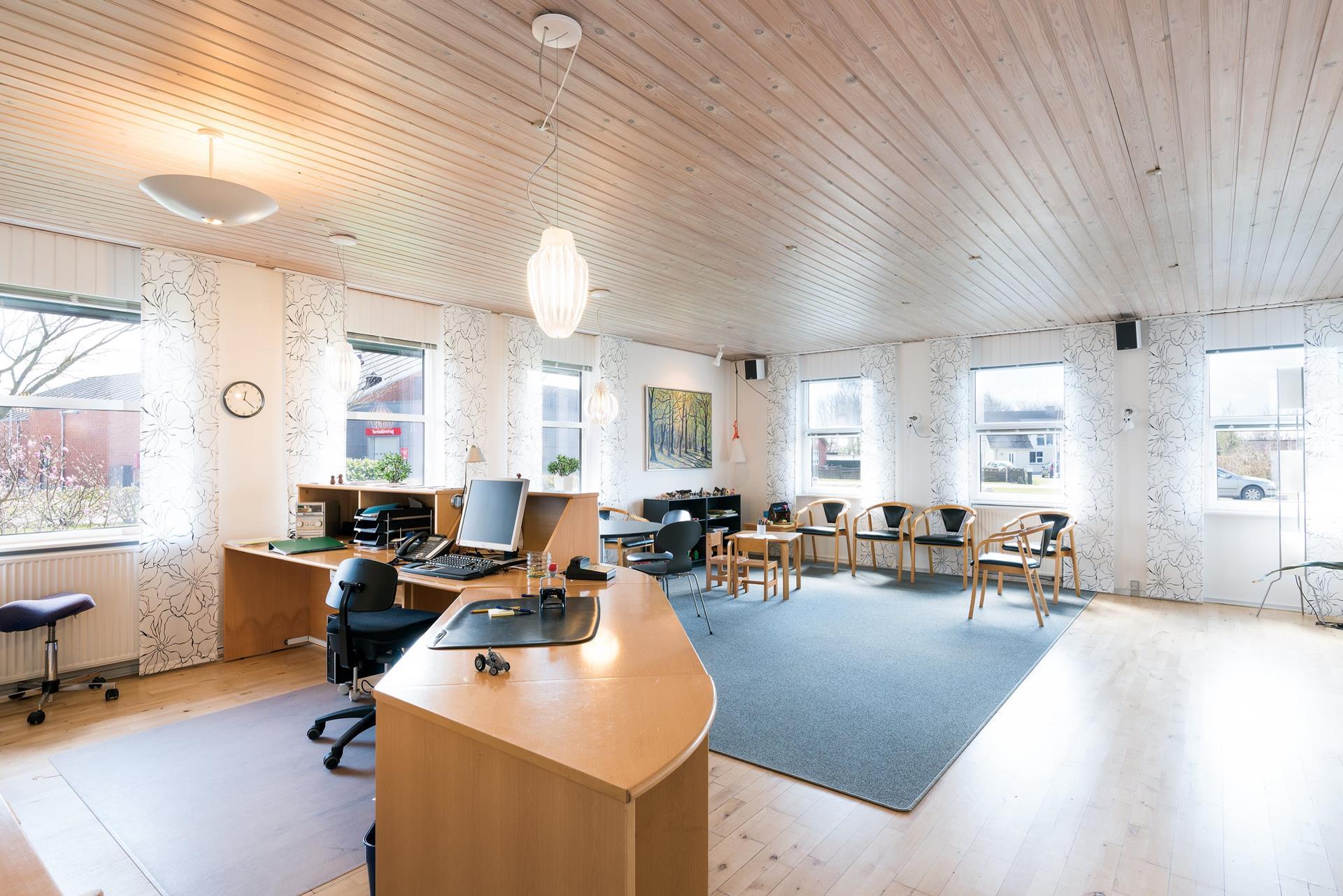 Bolig/erhverv på Vesterbro i Bindslev - Andet