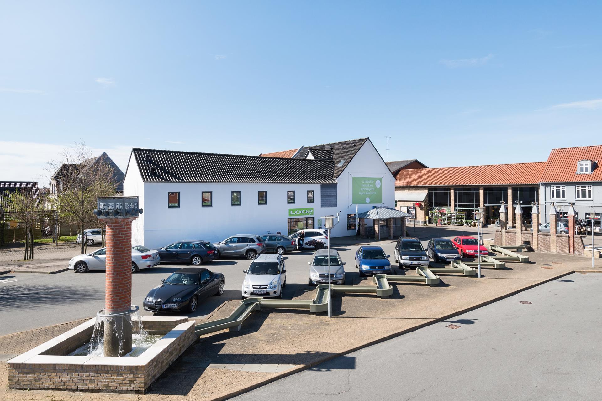 Bolig/erhverv på Nørregade i Sindal - Andet