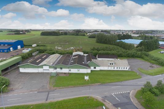 Produktion/lager på Farøvej i Hjørring - Andet