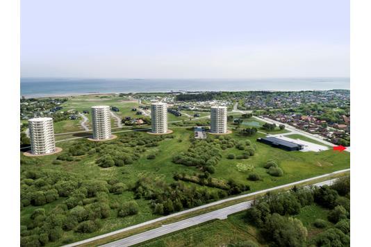 Projektejendom på Krogen i Frederikshavn - Andet