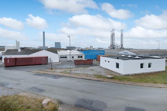 Produktion/lager på Læssevej i Hirtshals - Andet