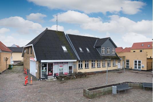Bolig/erhverv på Nytorv i Frederikshavn - Andet