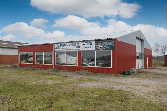 Produktion/lager på Grundtvigsvej i Frederikshavn - Andet
