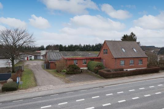 Produktion/lager på Brønderslevvej i Frederikshavn - Andet