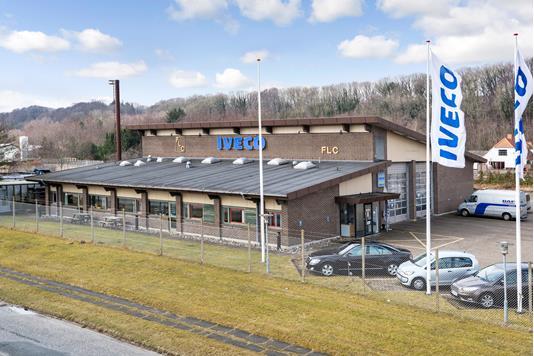 Produktion/lager på Industrivej i Frederikshavn - Andet