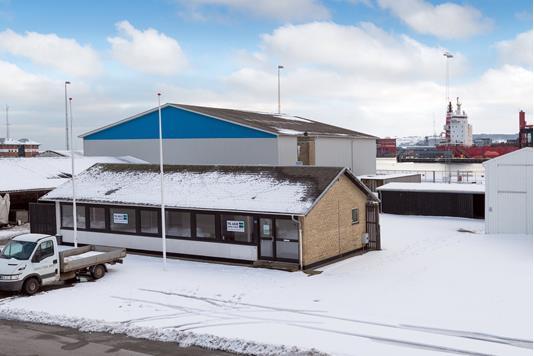 Produktion/lager på Fiskerihavnsgade i Frederikshavn - Andet