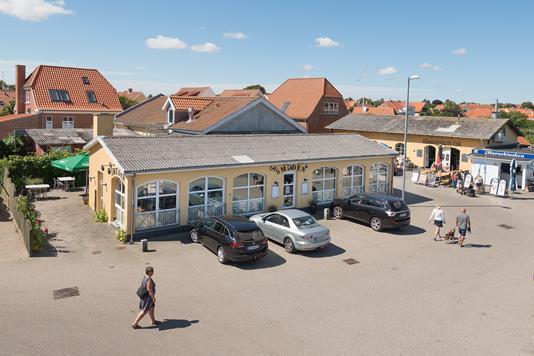 Projektejendom på Havnen i Sæby - Andet