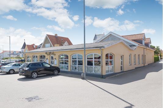 Restauration på Havnen i Sæby - Andet