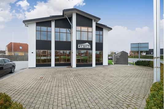 Kontor på Gl. Ålborgvej i Sæby - Andet