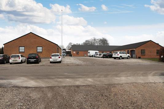 Produktion/lager på Brogårdsvej i Hadsten - Andet
