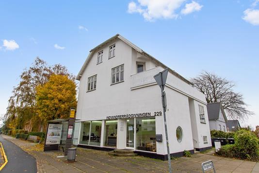 Kontor på Helgesvej i Åbyhøj - Facade