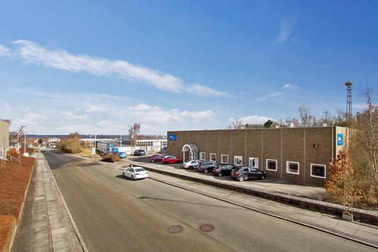 Produktion/lager på Industrivej i Viby J - Ejendommen