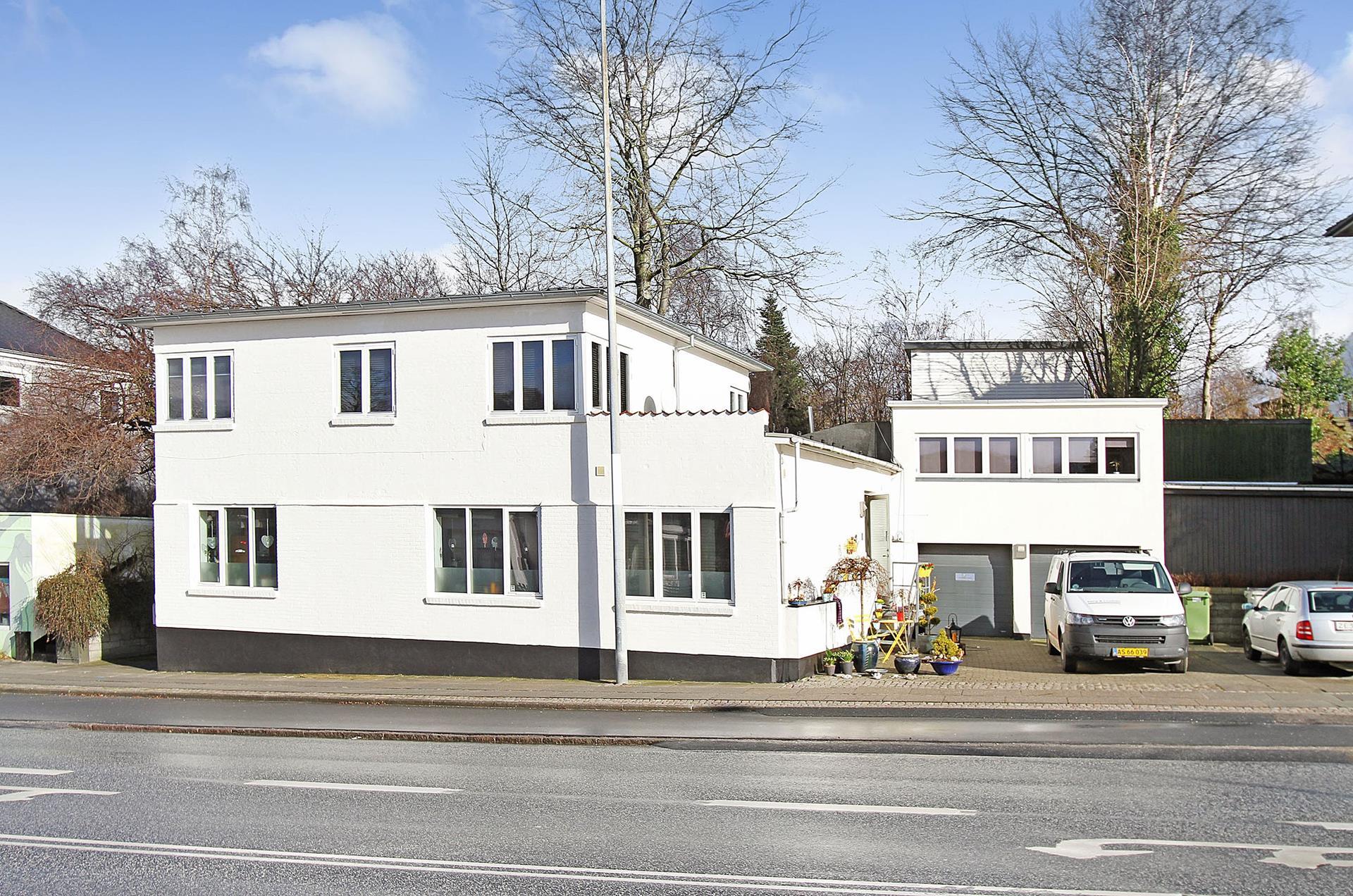 Boligudlejning på Oddervej i Højbjerg - Ejendommen