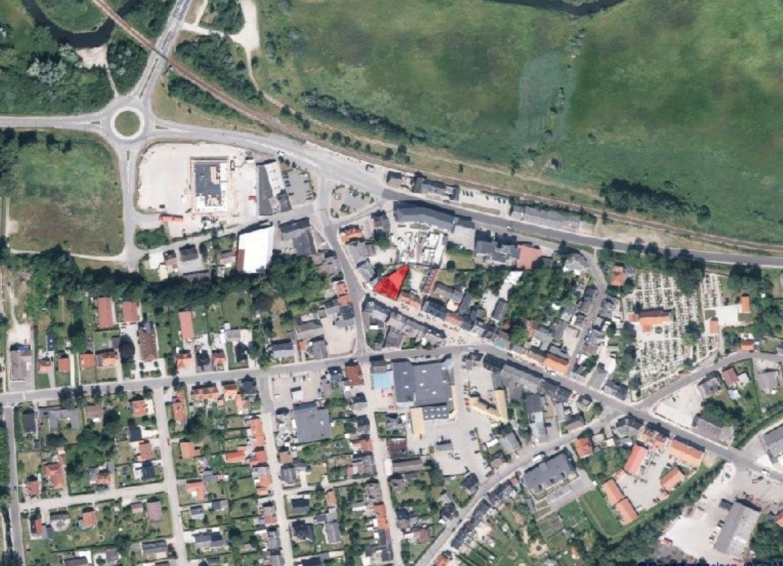 Boligudlejning på Drasbeksgade i Kolind - Kort