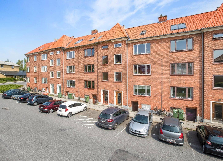 Boligudlejning på Abildgade i Aarhus N - Ejendommen