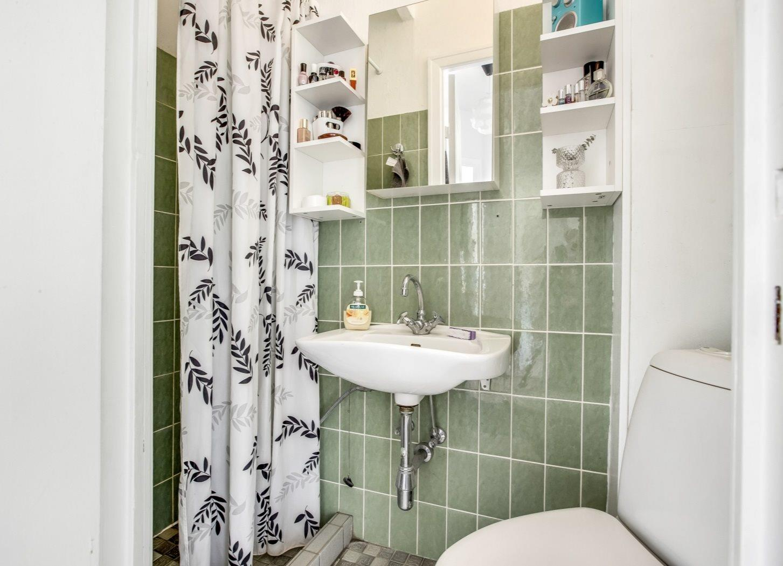 Boligudlejning på Abildgade i Aarhus N - Toilet
