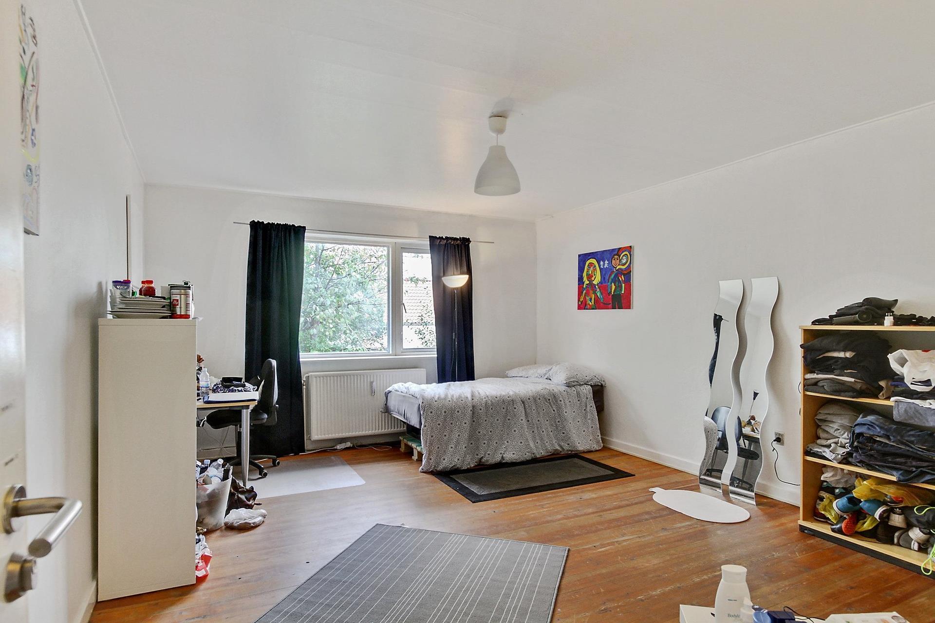Boligudlejning på St.Blichers Vej i Aarhus V - Soveværelse