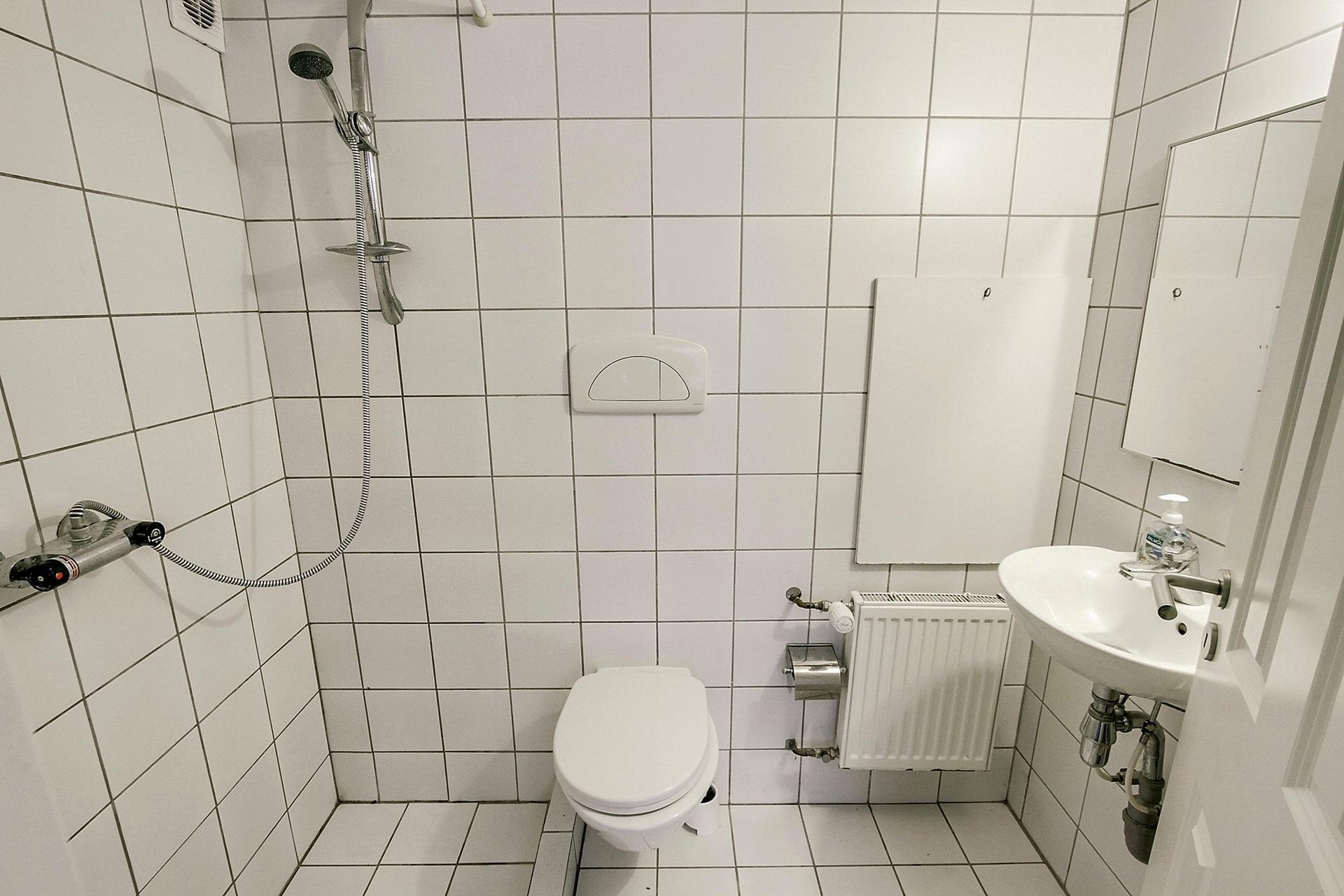 Boligudlejning på St.Blichers Vej i Aarhus V - Toilet