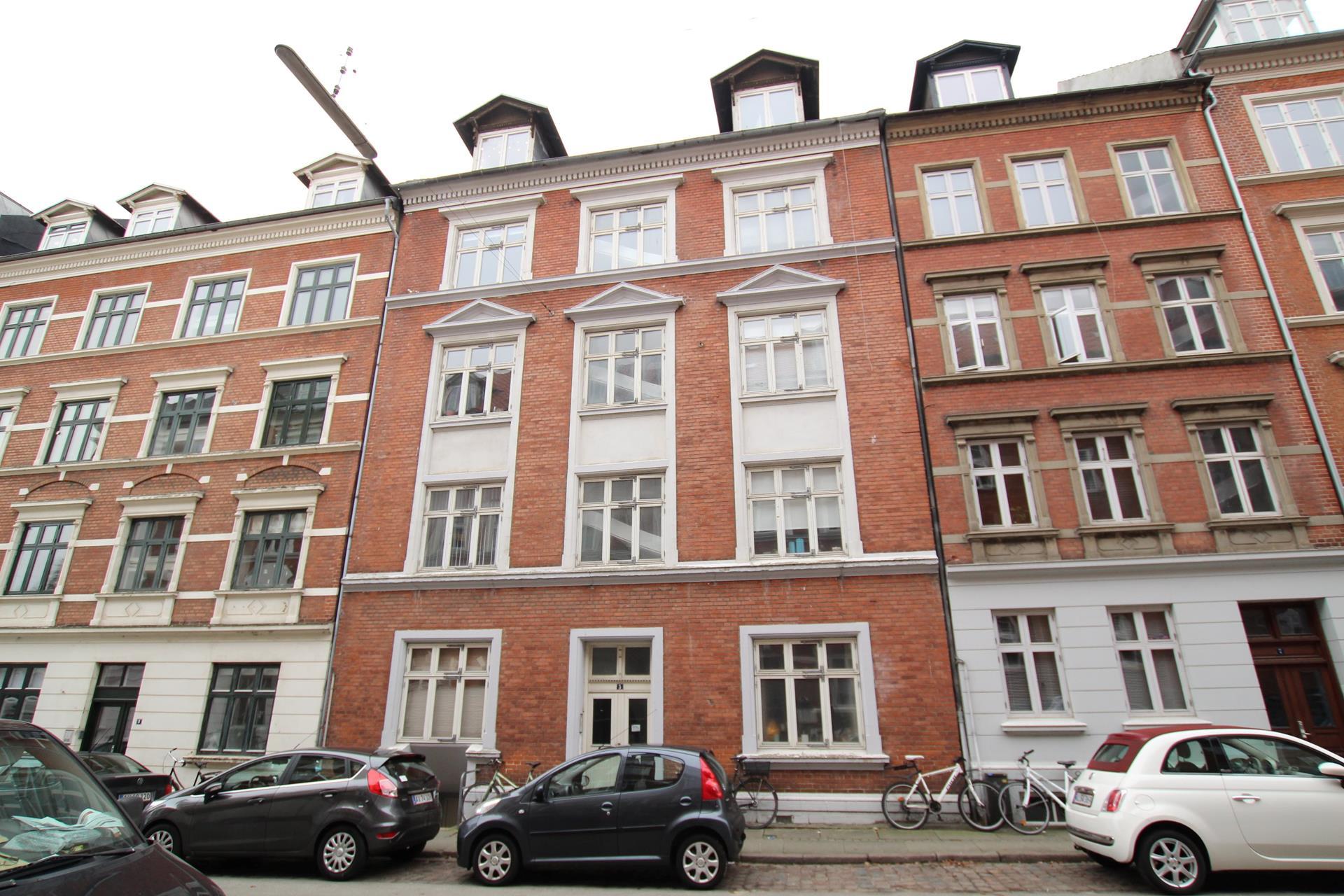 Boligudlejning på Niels Juels Gade i Aarhus N - Forsidebillede