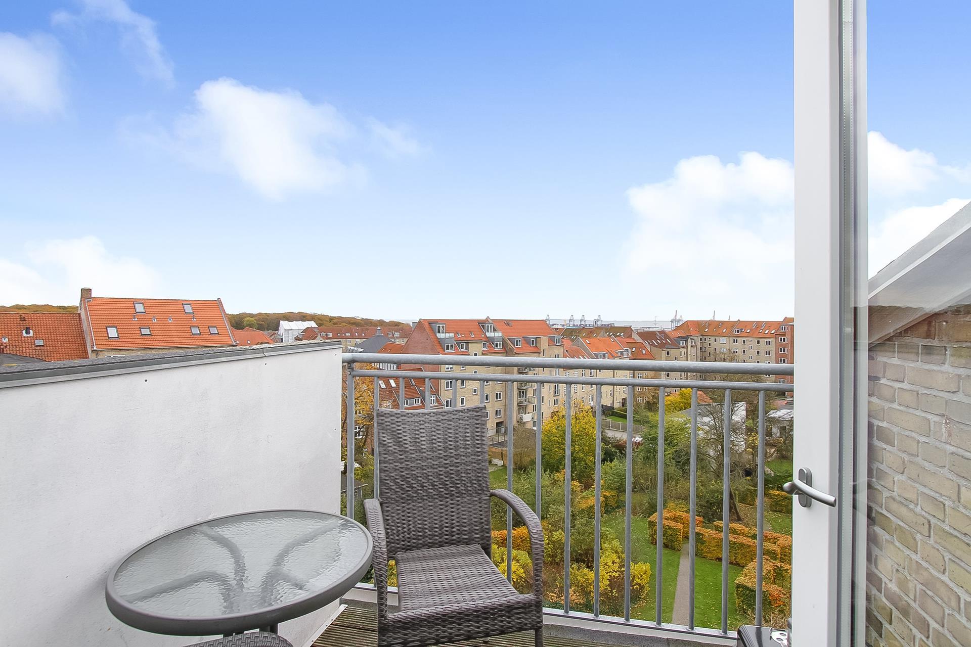Boligudlejning på Nordre Ringgade i Aarhus N - Område