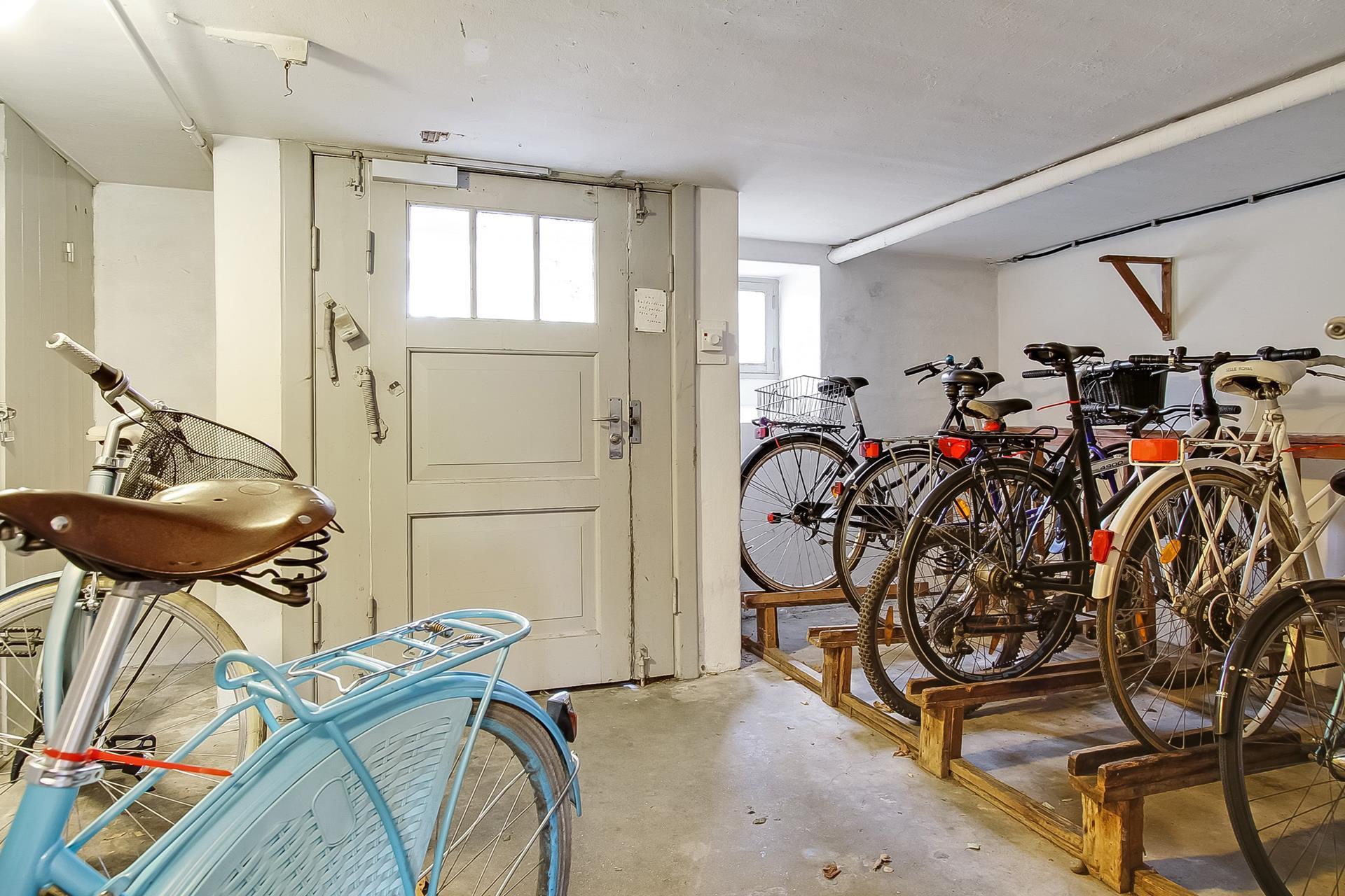 Boligudlejning på Nordre Ringgade i Aarhus N - Kælder