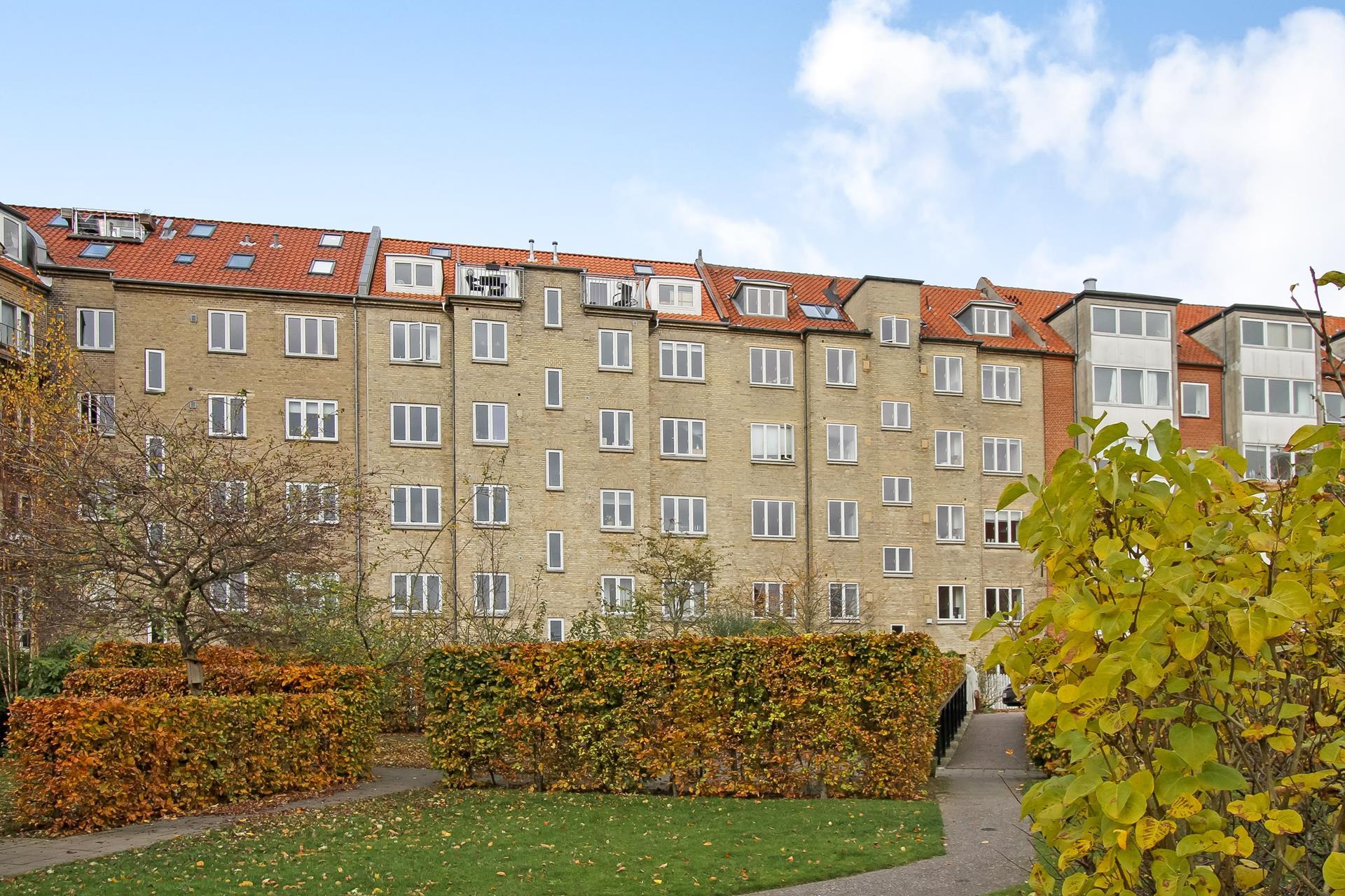 Boligudlejning på Nordre Ringgade i Aarhus N - Ejendommen
