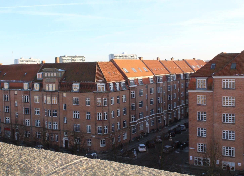 Boligudlejning på Ingerslevs Boulevard i Aarhus C - Ejendommen