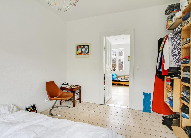 Boligudlejning på Lollandsgade i Aarhus C - Soveværelse
