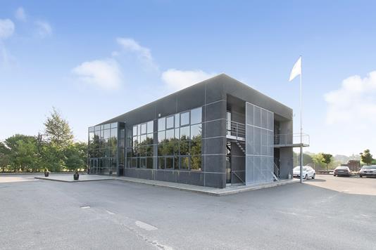 Kontor på Lægårdsvej i Lystrup - Forsidebillede