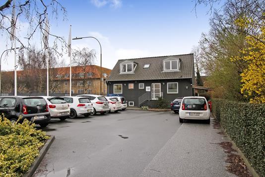 Kontor på Søren Frichs Vej i Åbyhøj - Ejendommen