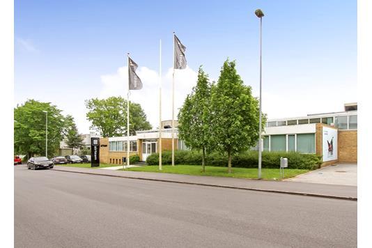 Kontor på Søren Nymarks Vej i Højbjerg - Ejendommen