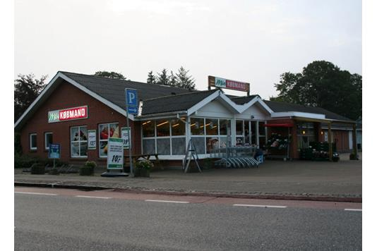 Kontor på Århusvej i Trustrup - Ejendommen