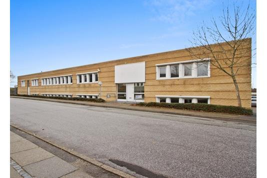 Kontor på Ved Lunden i Åbyhøj - Ejendommen