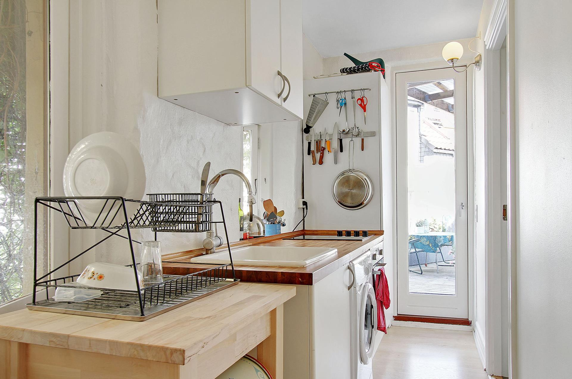 Bolig/erhverv på Jægergårdsgade i Aarhus C - Køkken