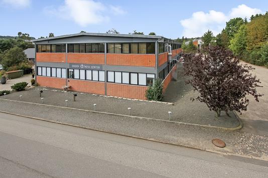 Bolig/erhverv på Højgaardsvej i Odder - Ejendommen