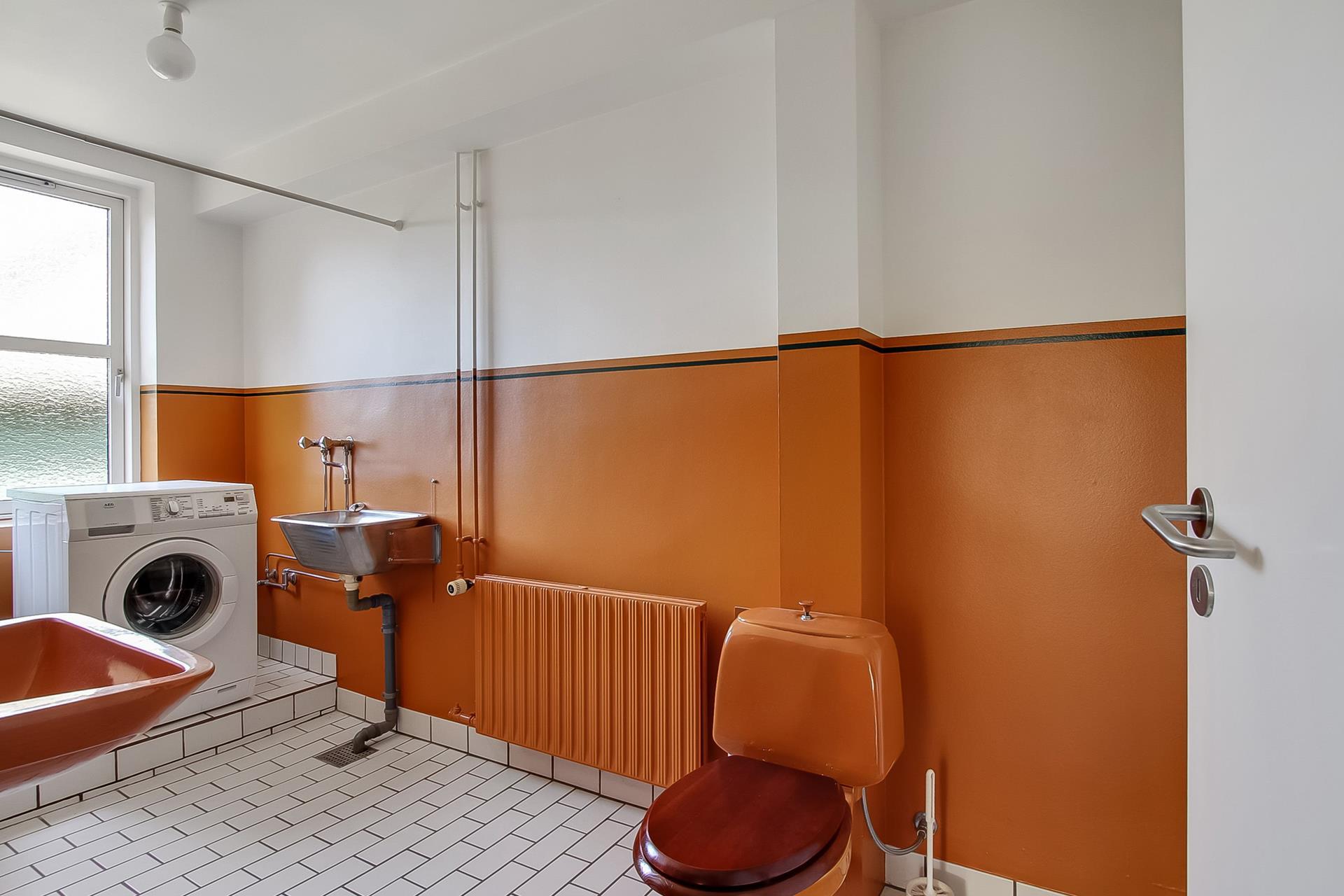 Andet på Smedebroen i Trige - Toilet