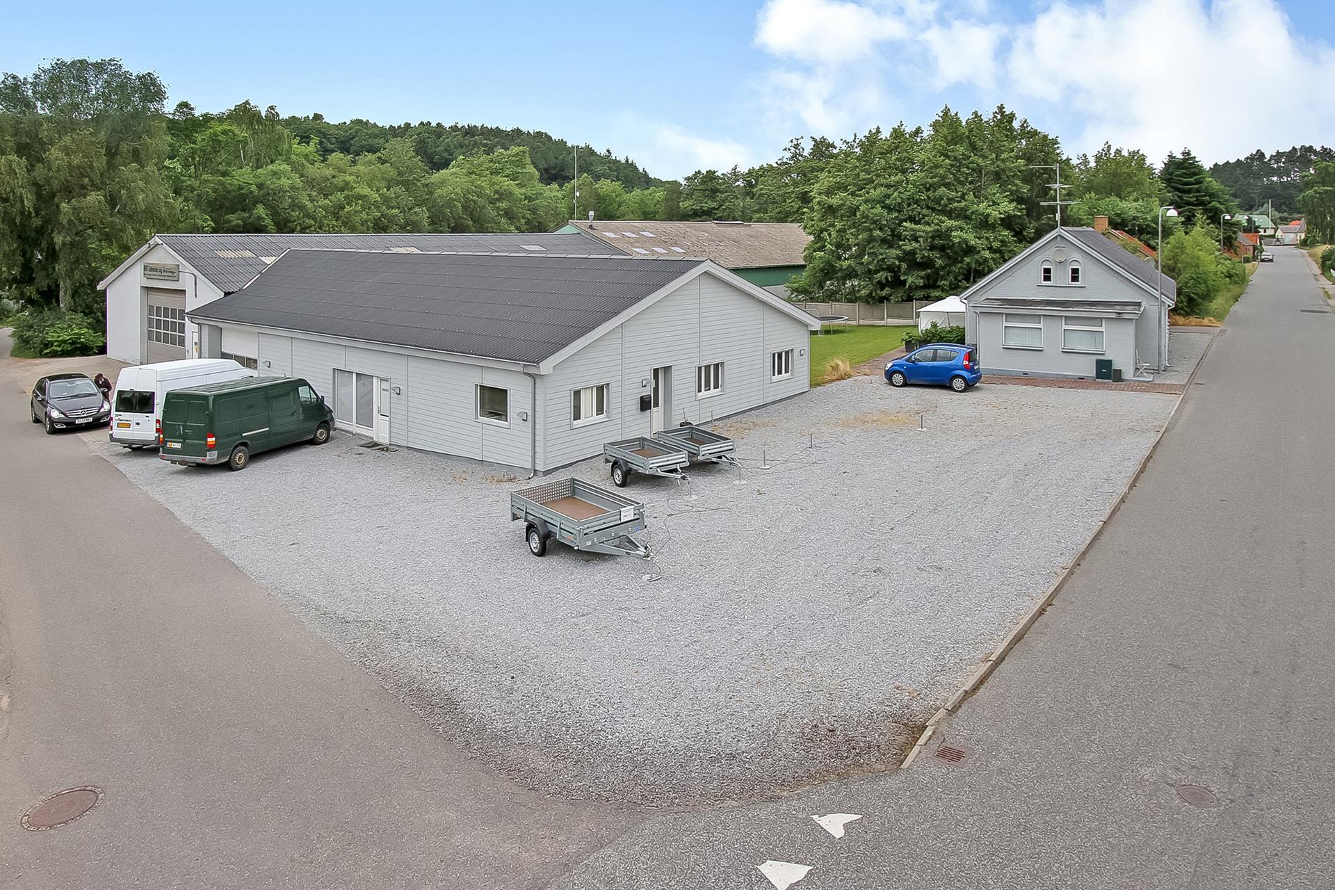 Andet på Bøjstrupvej i Ryomgård - Ejendommen