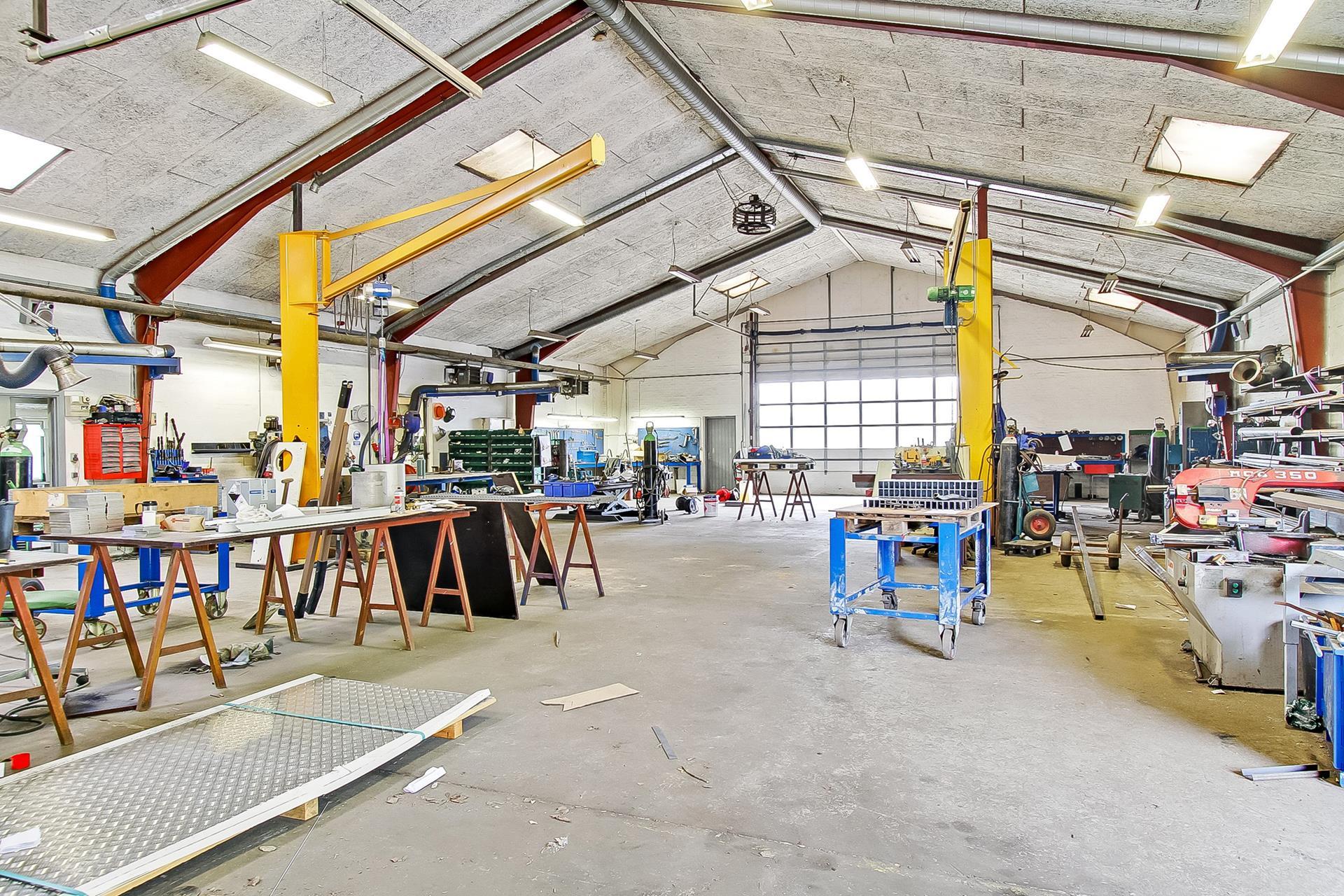 Andet på Bøjstrupvej i Ryomgård - Produktionslokale